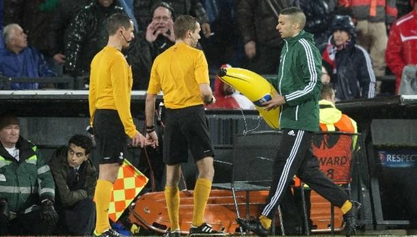 Feyenoord: banane plastica? Non razzismo