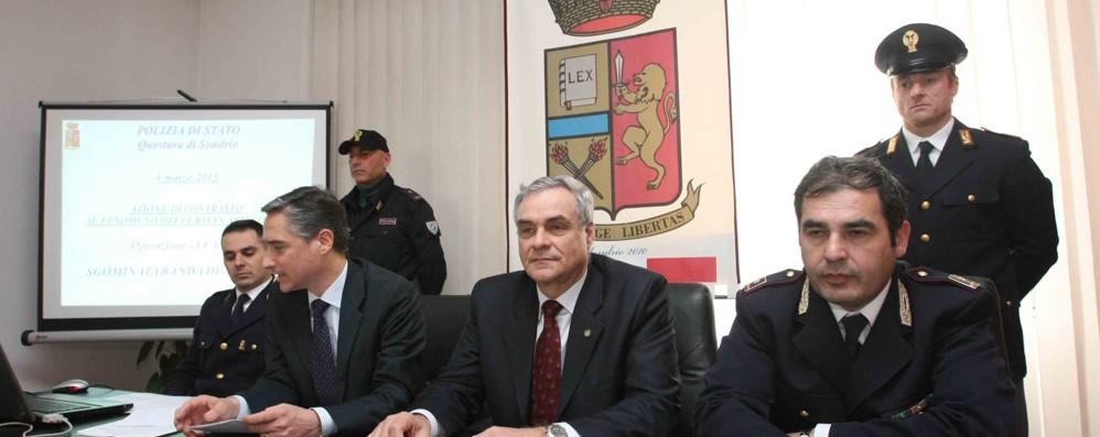 Furti a raffica negli appartamenti: presa la banda degli albanesi