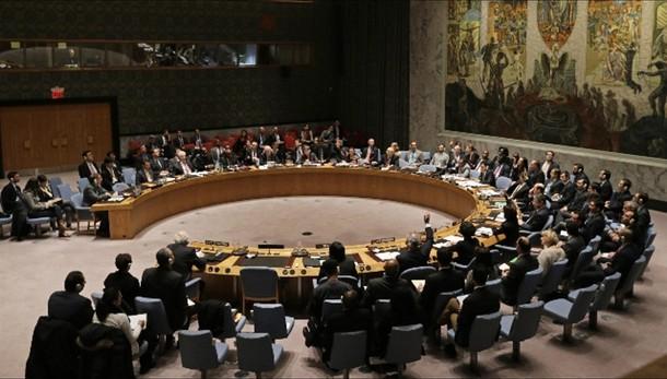 Italia candidata Consiglio sicurezza Onu