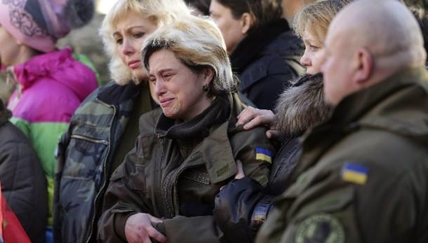 Sale bilancio esplosione miniera Ucraina