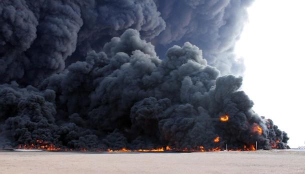 Libia: allarme compagnia petrolifera