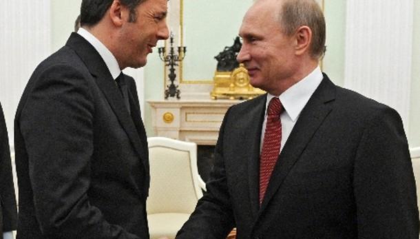 Libia: Renzi, ruolo Russia decisivo