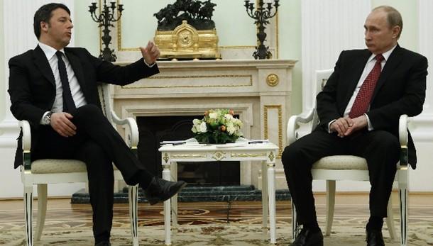 Renzi, Putin a Expo il 10 giugno