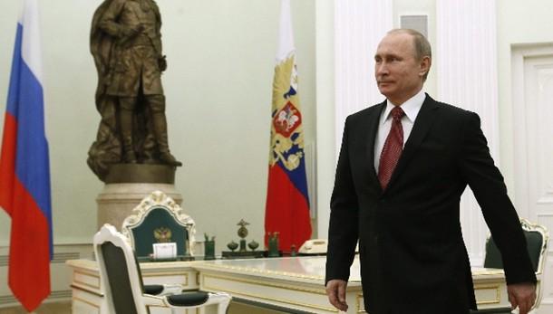 Ucraina: Putin,rispettare accordi Minsk