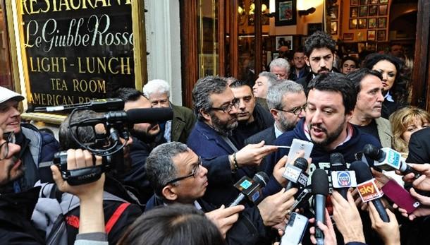 Salvini, squallida trattativa dicastero