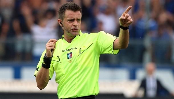 Serie A: a Rizzoli Roma-Napoli