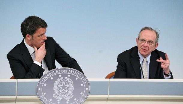 Def: Renzi, è finito tempo delle tasse