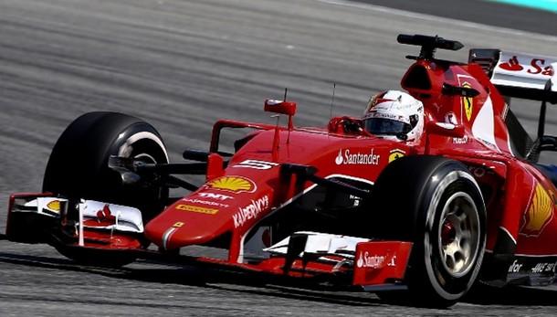 F1: Cina, in 2/e libere vola Hamilton