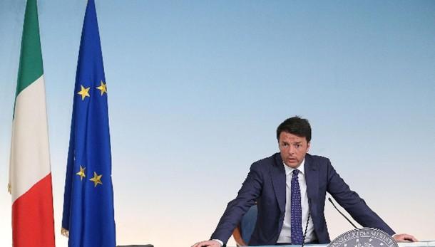 Renzi: su bonus decideremo in settimane