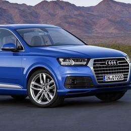 Audi, la nuova Q7  arriva in Italia