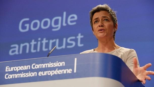 Google: Boccia, monopolio di fatto