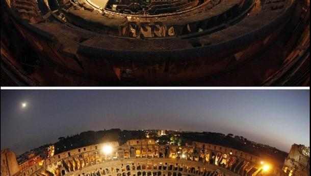 Colosseo: Franceschini, arena si farà