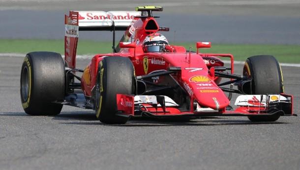 F1: Bahrain,Ferrari davanti in 1/e prove