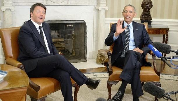 Obama, appoggeremo sforzi per la Libia