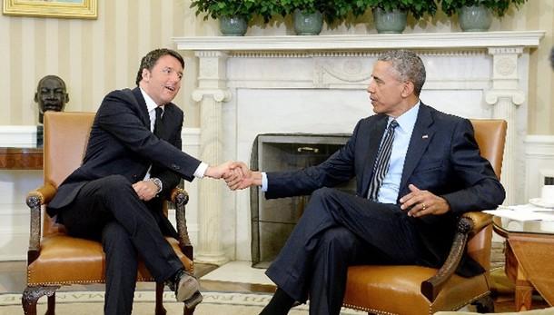 Renzi, pace in Libia solo con le tribù