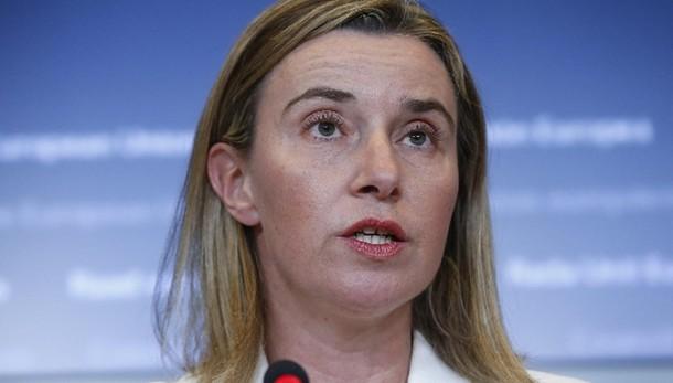 Mogherini, oggi nuova consapevolezza Ue