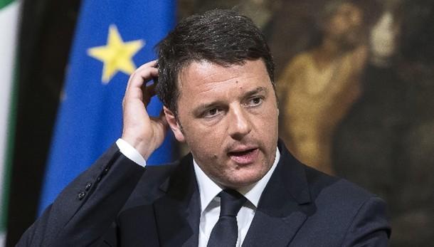 Renzi, comunità internazionale risponda