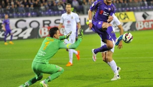 Serie A: Fiorentina-Verona 0-1