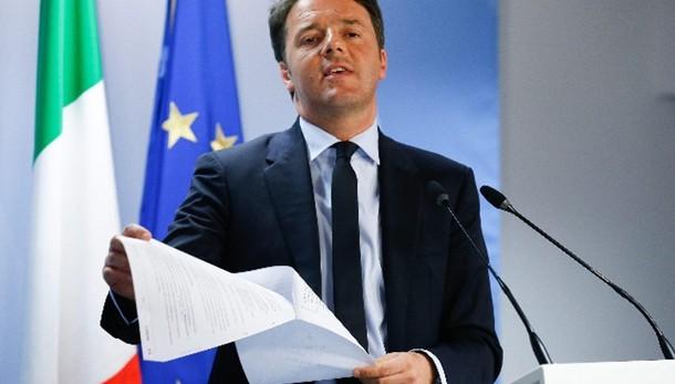 Naufragio: Renzi, ieri solo primo passo