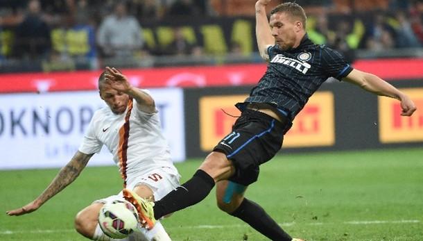 Calcio: Inter-Roma 2-1, decide Icardi