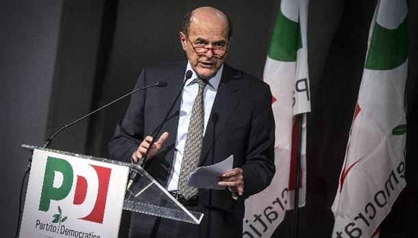 Italicum: Bersani, Renzi fa pressione