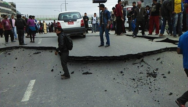 Nepal: sisma, nuova scossa magnitudo 5.6