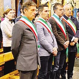 Resistenza in Valle  Alla festa di Bormio  l'unità ritrovata
