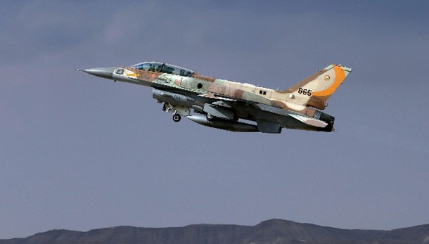 Raid Israele in Golan, sventato attacco