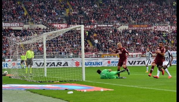 Serie A: Torino-Juventus 2-1