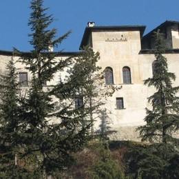 La montagna di casa  al castel Masegra