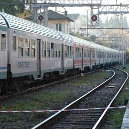 Ragazzino ferito dal treno a Lierna  Treni in ritardo per soccorsi e rilievi