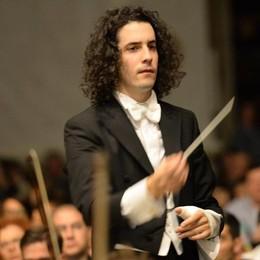 """Concerto da brivido: La """"Nona"""" e Passerini conquistano Morbegno"""