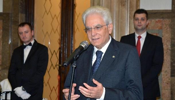 Mattarella, sradicare ovunque corruzione