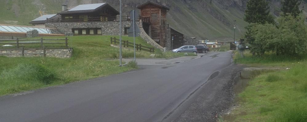 Strada della Forcola rimessa a nuovo: Livigno investe mezzo milione di euro