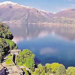 """In canoa all'abbazia di Piona  Parte il noleggio del """"Gabbiano"""""""