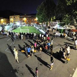 Sport e solidarietà: nel cuore della città  c'è la Futsal cup