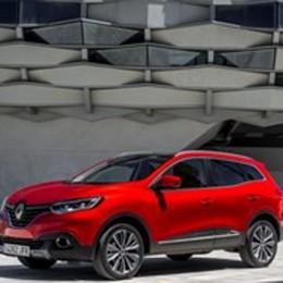Kadjar, il crossover firmato Renault