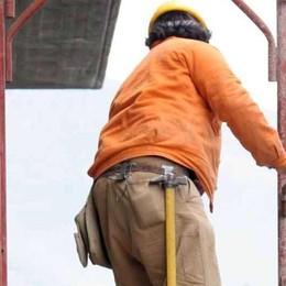 Lavoro e sicurezza, gli edili a Roma «Abbassiamo l'età pensionabile»