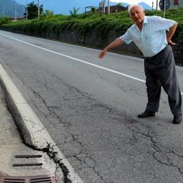 Attraversa la strada: investita da un'auto  è grave al Morelli