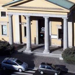 Lavori in ospedale a Sondrio: crollo nel cantiere
