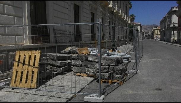 Basole danneggiate,sequestro a Reggio C.
