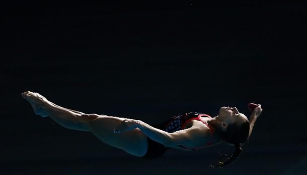 Tuffi: Mondiali, Tania Cagnotto bronzo