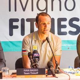 La corsa di Ivan Basso riparte da Livigno
