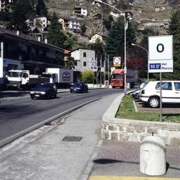Scooter contro il muro, un morto a Chiavenna