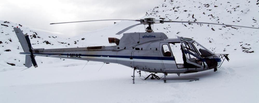 Elicottero scomparso, ricerche ancora senza esito. Le zone perlustrate
