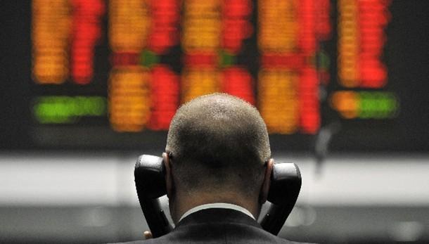 Borsa: in Europa bruciati oggi 216 mld