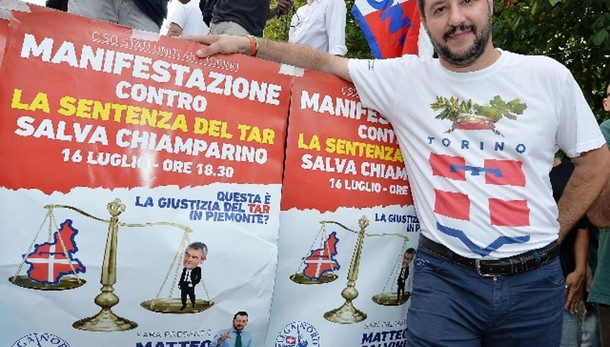 Giubileo: Salvini, no ad amnistia
