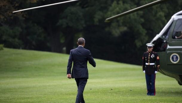 Obama in Alaska, tagliare gas serra