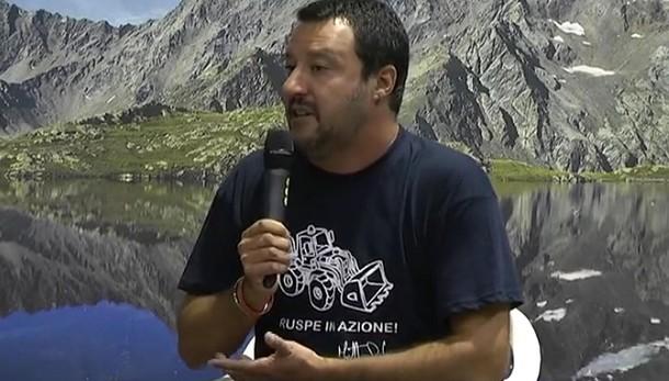 Salvini, Galantino? da 'scherzi a parte'