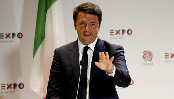 Istat: Renzi, crescono Pil e occupati